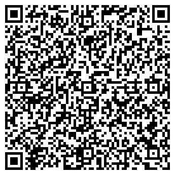 QR-код с контактной информацией организации Санжар, ИП