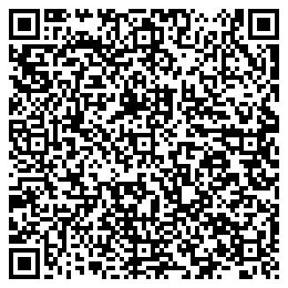 QR-код с контактной информацией организации БытТехКом, ИП
