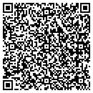 QR-код с контактной информацией организации Изомер, ТОО