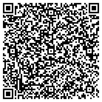 QR-код с контактной информацией организации Альянсинвест, УП