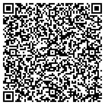 QR-код с контактной информацией организации Сладкий Лео, ПЧУП
