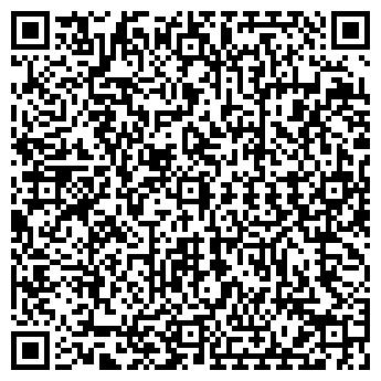 QR-код с контактной информацией организации РоМиРус, ЗАО