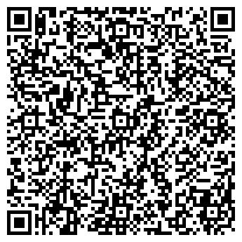 QR-код с контактной информацией организации АВТОКОЛОННА № 1493, ФГУП