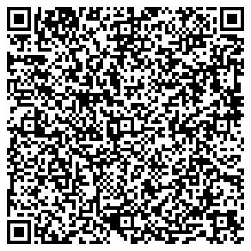 QR-код с контактной информацией организации Алчевскмедика, ООО