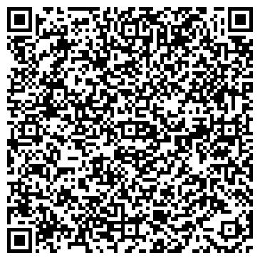 QR-код с контактной информацией организации Торговый маркет, ООО