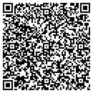 QR-код с контактной информацией организации БАКО, ОАО