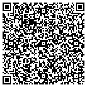QR-код с контактной информацией организации ДеЛаваль, ТОО