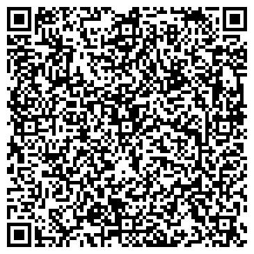 """QR-код с контактной информацией организации ИП ЧТУП """"Десятилетие"""""""