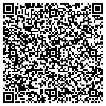 QR-код с контактной информацией организации Матрешка, АО
