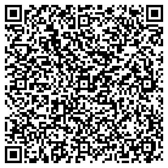 QR-код с контактной информацией организации Русский стиль, ОДО