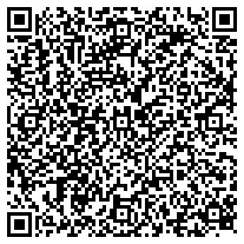 QR-код с контактной информацией организации Виана, ООО