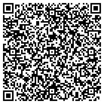 QR-код с контактной информацией организации Деревянные Дома, ООО