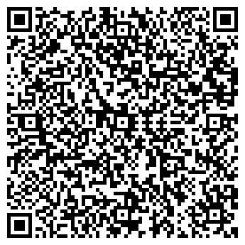 QR-код с контактной информацией организации Детский уголок, ЧП