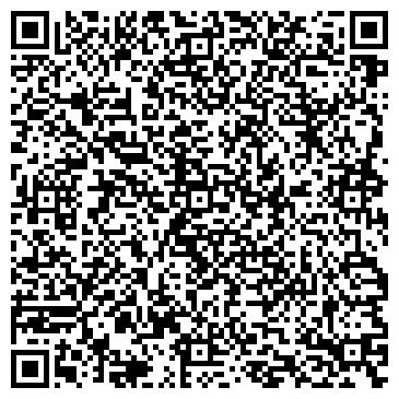 QR-код с контактной информацией организации Робиния плюс, ЧП