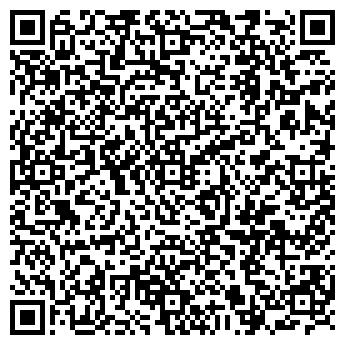 QR-код с контактной информацией организации Остров сокровищ, ЧП
