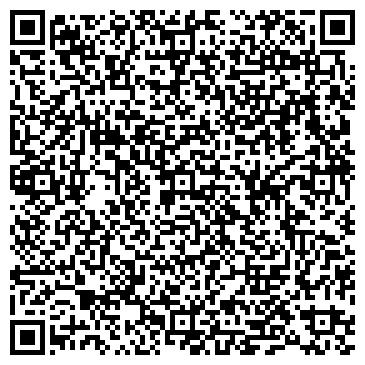QR-код с контактной информацией организации Мир продуктов, СПД