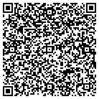 QR-код с контактной информацией организации Паравозик, ЧП