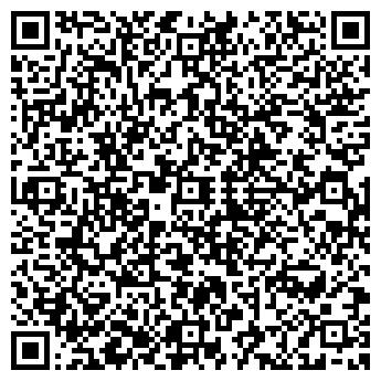 QR-код с контактной информацией организации Белые и пушистые, ООО