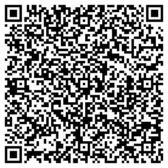 QR-код с контактной информацией организации Киндерленд, ООО