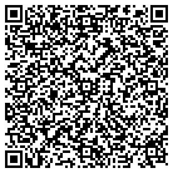 QR-код с контактной информацией организации Евир, ООО