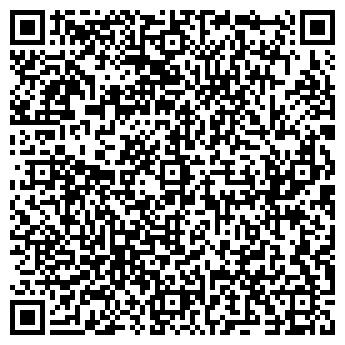 QR-код с контактной информацией организации Спортек, ЧП