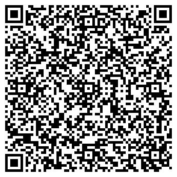 QR-код с контактной информацией организации Атлет, ЧП