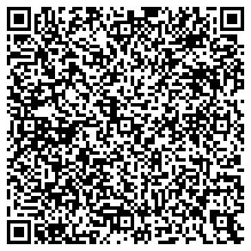 QR-код с контактной информацией организации Планета спорта, ООО