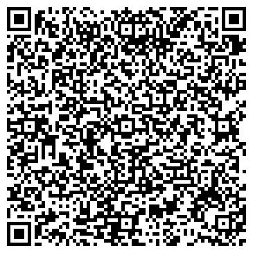 QR-код с контактной информацией организации АкваСпортСервис, ООО