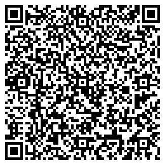 QR-код с контактной информацией организации КРАСНЫЙ ЛЕС, ОАО