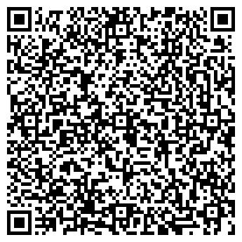 QR-код с контактной информацией организации БРК, ЗАО