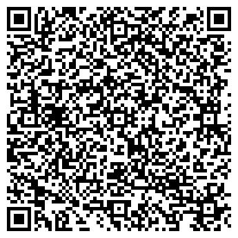 QR-код с контактной информацией организации Мир жизни, ООО