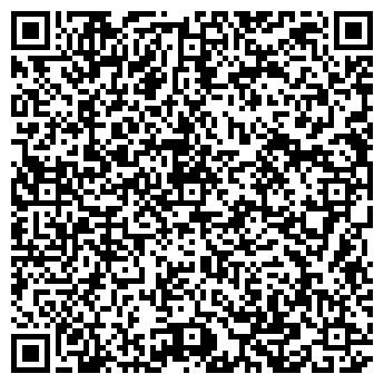 QR-код с контактной информацией организации Овертайм, ООО