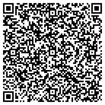 QR-код с контактной информацией организации Далидович, ООО