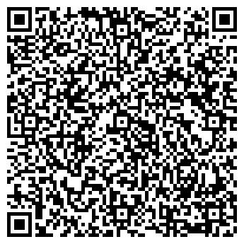 QR-код с контактной информацией организации Терралек, ТЧУП