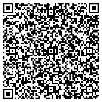 QR-код с контактной информацией организации Евросалон, ООО