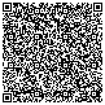 QR-код с контактной информацией организации Полтавский завод медицинского стекла (ПЗМС), ПАО