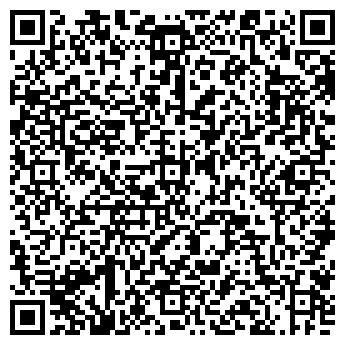 QR-код с контактной информацией организации Клубок, ИП