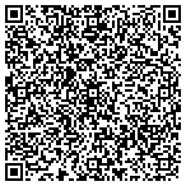 QR-код с контактной информацией организации ТОО «Металлосервис»
