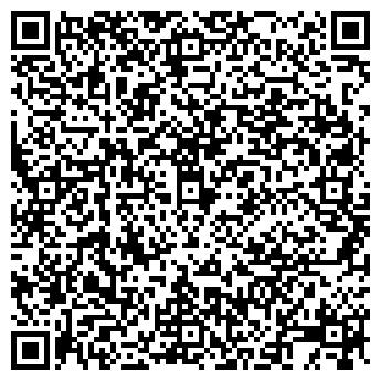 QR-код с контактной информацией организации Fanat Dell