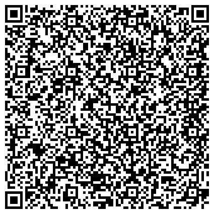 QR-код с контактной информацией организации Интернет магазин компьютерной техники