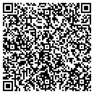 QR-код с контактной информацией организации ЛЮДМИЛА И К