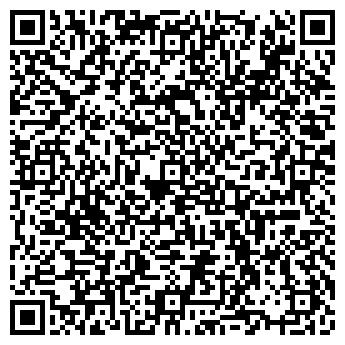 QR-код с контактной информацией организации АВВА Групп, ООО