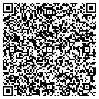 QR-код с контактной информацией организации maksi