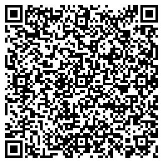 QR-код с контактной информацией организации Alarms.kz