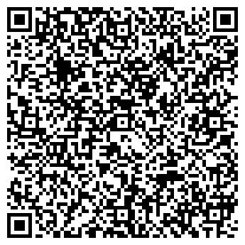 QR-код с контактной информацией организации Мега НПФ, ООО
