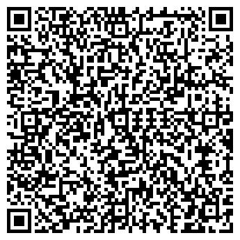 QR-код с контактной информацией организации Укртехно, ООО