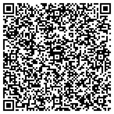 QR-код с контактной информацией организации Виател, ООО