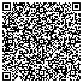 QR-код с контактной информацией организации Пронто, ЧП