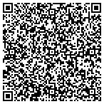 QR-код с контактной информацией организации Цезарь (CEZAR), интернет-магазин