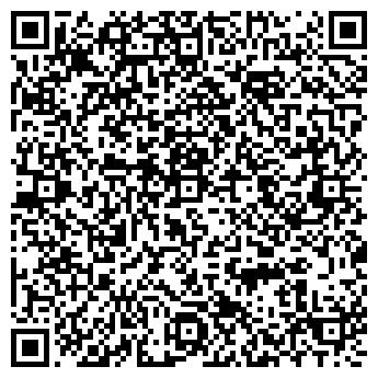 QR-код с контактной информацией организации LUXscreen, ЧП